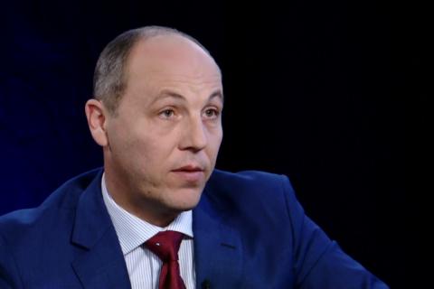 """Парубий: Замана и Голомша не выступали на """"крымском"""" заседании СНБО"""