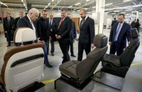 Німецький виробник сидінь для авто відкрив у Львівській області другий завод