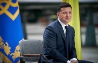 Зеленский публично подписал закон о передаче сельхозземель из государственной в коммунсобственность