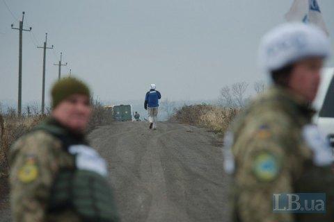 """В ОБСЕ призвали стороны проявить политическую волю, чтобы вернуться к """"тишине"""" на Донбассе"""