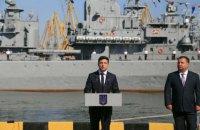 """Зеленский уверяет, что """"работает днем и ночью"""" для освобождения украинских моряков"""