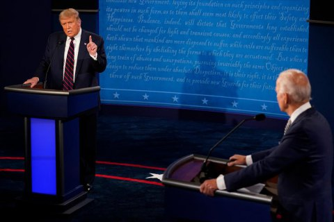 Дебаты Трампа и Байдена. Тучи над Америкой сгущаются