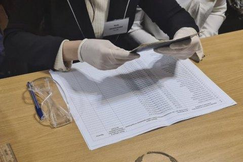 В Черновцах полиция зарегистрировала девять сообщений о возможных нарушениях на выборах