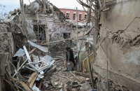 Азербайджан повідомив про загиблих внаслідок обстрілу міста Гянджа (оновлено)