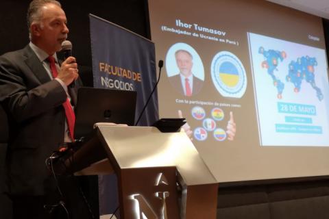 Зеленський звільнив посла України в Перу