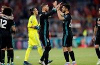 """""""Бавария"""" не сумела остановить """"Реал"""" в домашнем матче Лиги Чемпионов"""