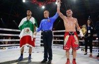Беринчик защитил чемпионский титул, а Деревянченко проиграл бой