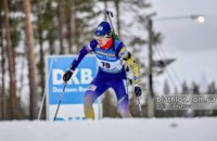 Пидгрушная обвинила шведскую биатлонистку Эберг в хамском поведении на трассе во время вчерашней эстафеты ЧМ-2021