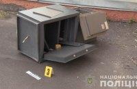 У Києві грабіжники винесли з офісу сейфи з грішми