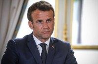 Макрон заблокував вступ Албанії і Північної Македонії до Євросоюзу