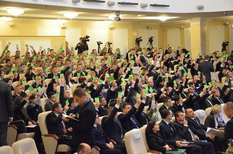 Обрано перших членів нових органів прокурорського самоврядування