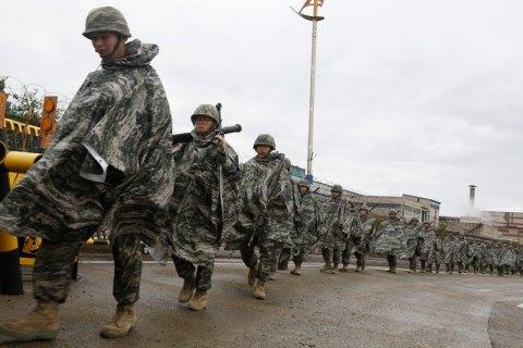 США і Південна Корея мають намір скасувати масштабні військові навчання