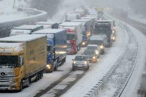 На США насуваються нові потужні снігопади
