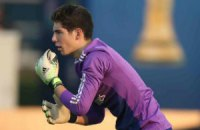 Син Зідана відбив чотири пенальті, граючи за збірну Франції