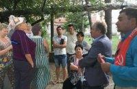 Депутат от КПРФ опубликовал фото с топорно пририсованными избирателями