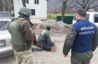 На Закарпатье задержали главу сельсовета, подозреваемого в причастности к гибели пограничника