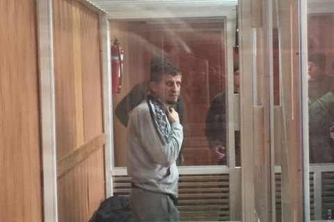 Вбивцю співробітниці Одеського СІЗО засудили до довічного ув'язнення