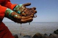 У Чорному морі виявили нафтову пляму