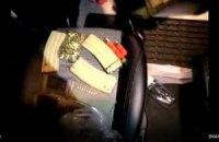 В автомобілі Царьова знайшли набої до автомата Калашникова