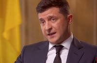 Зеленський у інтерв'ю BBC заявив, що вірить у можливість мирної угоди з Путіним про повернення окупованих територій