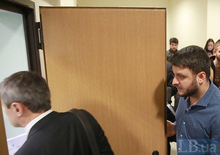 Апелляционный суд оставил меру пресечения Авакову-младшему без изменений