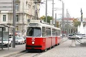 В венских трамваях могут исчезнуть сидячие места