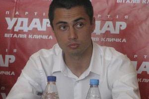 """""""Ударовец"""" Фирсов стал нардепом"""