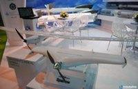 Украина презентовала новый беспилотник на выставке в Индии