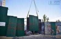Киевсовет разорвал договор аренды со скандальным застройщиком на Андреевском спуске