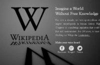 """Англоязычная """"Википедия"""" перестала работать в знак протеста"""