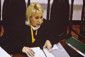 Защита Тимошенко заявила ходатайство об отводе судьи Ситайло