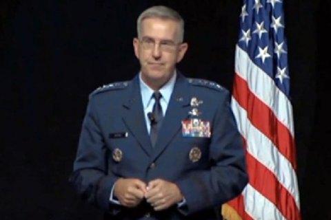 Генерал ВВС США назвал Россию одной из наибольших угроз