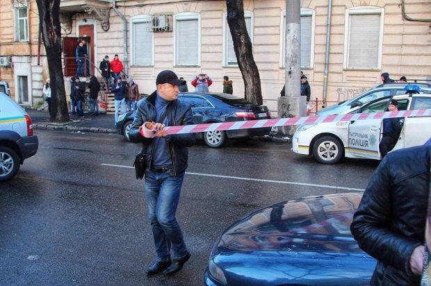 ВОдессе произошла стрельба: есть жертва, несколько человек тяжело ранены