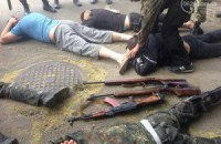 Среди задержанных в Мариуполе сепаратистов оказались два криминальных авторитета