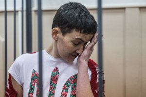 Савченко зажадала обстеження міжнародним консиліумом лікарів