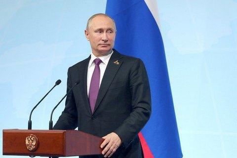 Путін запізнився на молодіжний форум у Криму на 7,5 години