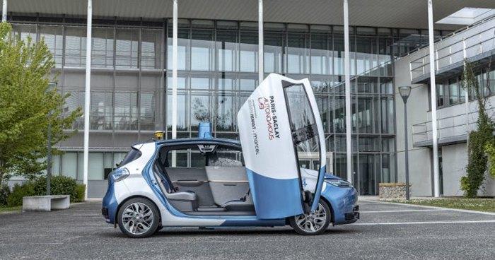 Проект автономной лаборатории Париж-Сакле финансируется в рамках PIA