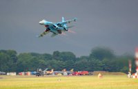Українські льотчики отримали приз за найкращий пілотаж серед країн-партнерів НАТО