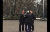 Український депутат у Страсбурзі напав на російського комуніста Зюганова