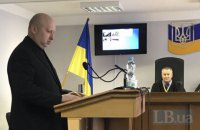 Турчинов: распоряжений сбивать вертолет с Януковичем на борту никто не давал