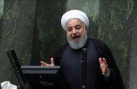 Іран заявив про небезпеку присутності іноземних сил у Перській затоці