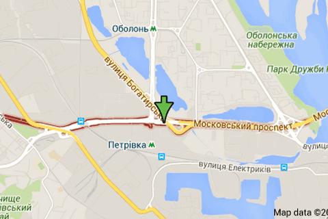 Московский проспект в Киеве переименован в честь Бандеры