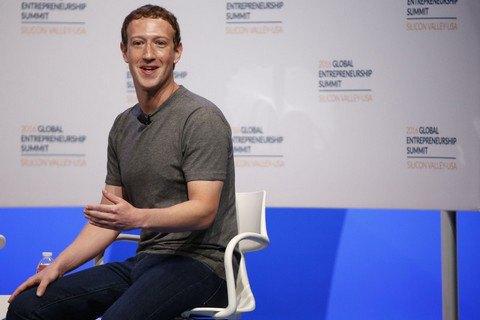 Fortune назвав Цукерберга бізнесменом року