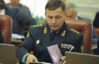 Міністр оборони подав до суду на Тимошенко