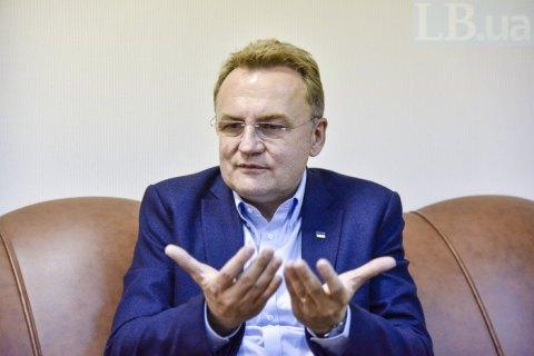 """Садовый снова анонсировал переговоры с """"Голосом"""""""