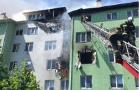 Вибух у Білогородці: затриманому оголосили про підозру в умисному вбивстві та підпалі будинку (оновлено)