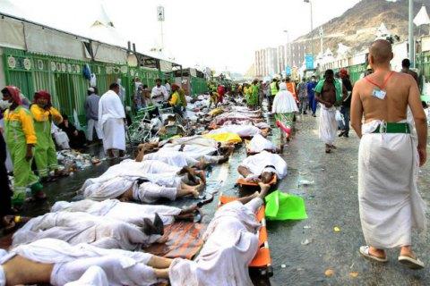 """Иран обвинил Саудовскую Аравию в """"некомпетентности"""" из-за давки в Мекке"""