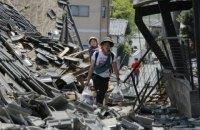 В Японии произошло очередное землетрясение, есть угроза цунами