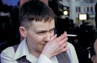 """Савченко рассказала, как подрабатывала в """"сексе по телефону"""""""