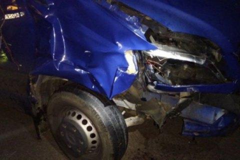 ВВенгрии фургон сбил насмерть 2-х  украинцев